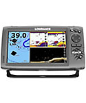 Lowrance HOOK-9 Mid/High/DownScan Fish Finder