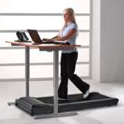 LifeSpan Fitness TR1200-DT3 Treadmill Base and Console