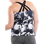 lucy Women's Plus Size Fitness Fix Tank Top