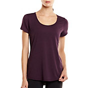lucy Women's Workout Short Sleeve Shirt