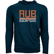Levelwear Men's Arizona Wildcats Blue Long Sleeve Hooded T-Shirt