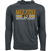Levelwear Men's Tennessee Volunteers Grey Long Sleeve Hooded T-Shirt