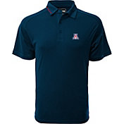 Levelwear Men's Arizona Wildcats Navy Tactical Polo