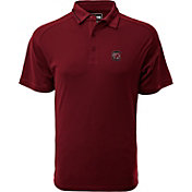 Levelwear Men's South Carolina Gamecocks Cardinal Tactical Polo