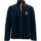 Levelwear Men's Syracuse Orange Navy Alpine Full-Zip Jacket