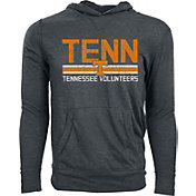 Levelwear Men's Texas AM Aggies Grey Long Sleeve Hooded T-Shirt