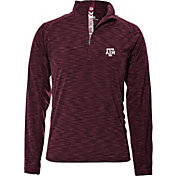 Levelwear Men's Texas A&M Aggies Maroon Mobility Quarter-Zip