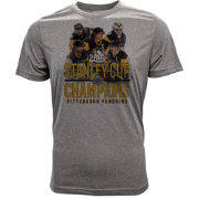 Levelwear Men's 2016 NHL Stanley Cup Champions Pittsburgh Penguins First Squad T-Shirt