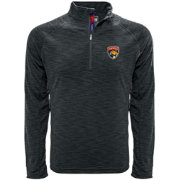 Levelwear Men's Tampa Bay Lightning Mobile Charcoal Quarter-Zip Shirt