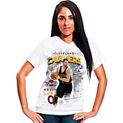 Levelwear Women's Cleveland Cavaliers Kevin Love Center Court T-Shirt