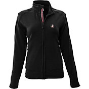 Levelwear Women's Florida State Seminoles Black Tranquility Full-Zip Jacket