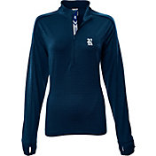 Levelwear Women's Rice Owls Blue Pacer Quarter-Zip