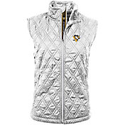 Levelwear Women's Pittsburgh Penguins Morningstar Quilted Vest
