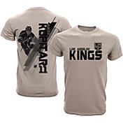 Levelwear Youth Los Angeles Kings Anze Kopitar #11 Charcoal Spectrum T-Shirt