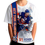 Levelwear Youth New York Islanders John Tavares #91 Breakaway White T-Shirt