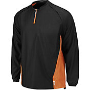 Majestic Men's Cool Base Convertible Triple Peak Gamer Jacket