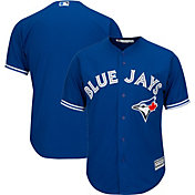 Majestic Men's Replica Toronto Blue Jays Cool Base Alternate Royal Jersey