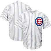 Majestic Men's Replica Chicago Cubs Cool Base Home White Jersey