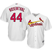 Majestic Men's Replica St. Louis Cardinals Trevor Rosenthal #44 Cool Base Home White Jersey