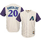 MLB Jerseys & Gear