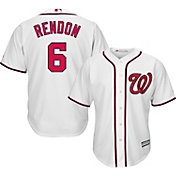 Majestic Men's Replica Washington Nationals Anthony Rendon #6 Cool Base Home White Jersey