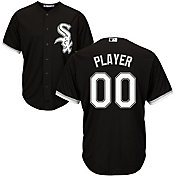 Majestic Men's Full Roster Cool Base Replica Chicago White Sox Alternate Black Jersey