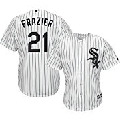 Majestic Men's Replica Chicago White Sox Todd Frazier #21 Cool Base Home White Jersey