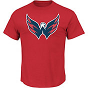 Majestic Men's Washington Capitals Tek Patch T-Shirt