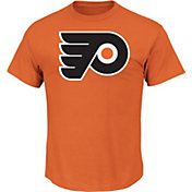 Majestic Men's Philadelphia Flyers Tek Patch T-Shirt