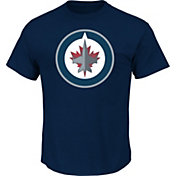 Majestic Men's Winnipeg Jets Tek Patch T-Shirt