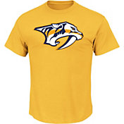 Majestic Men's Nashville Predators Tek Patch T-Shirt