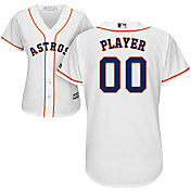 Majestic Women's Full Roster Cool Base Replica Houston Astros Home White Jersey