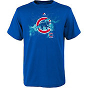 Majestic Youth Chicago Cubs Energy Ball Royal T-Shirt