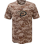 Majestic Youth Arizona Diamondbacks Cool Base Digi Camo T-Shirt