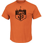 Majestic Youth San Francisco Giants Going Home Orange T-Shirt