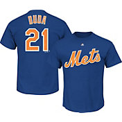 Majestic Youth New York Mets Lucas Duda #21 Royal T-Shirt