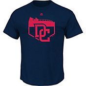 Majestic Youth Washington Nationals Going Home Navy T-Shirt