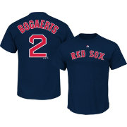 Majestic Youth Boston Red Sox Xander Bogaerts #2 Navy T-Shirt