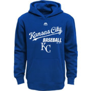 Majestic Youth Kansas City Royals All Of Destiny Royal Hoodie