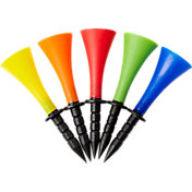 "Maxfli Flex Cup 2.75"" Golf Tees – 5-Pack"