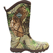 Muck Boot Men's Pursuit Stealth Cool Realtree APG Rubber Hunting Boots