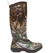 Muck Boot Women's Arctic Hunter Tall Realtree Xtra Rubber Hunting Boots
