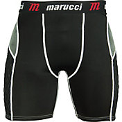 Marucci Boys' Padded Baseball Sliders With Cup