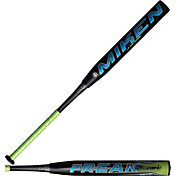 Miken Freak Black ASA Slow Pitch Bat 2016