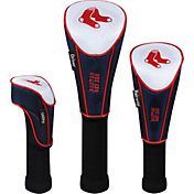 McArthur Sports Boston Red Sox Headcovers - 3-Pack