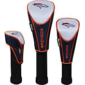 McArthur Sports Denver Broncos 3-Pack Headcovers