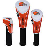 McArthur Sports Cleveland Browns 3-Pack Headcovers