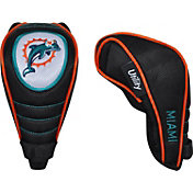 McArthur Sports Miami Dolphins Shaft Gripper Utility Headcover