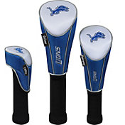 McArthur Sports Detroit Lions 3-Pack Headcovers