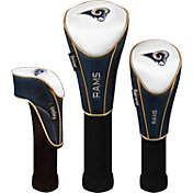 McArthur Sports Los Angeles Louis Rams 3-Pack Headcovers